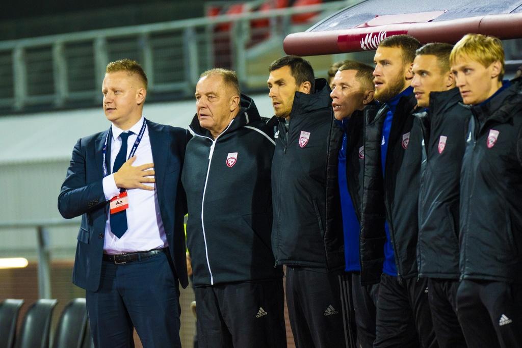 2018_10_15 Latvija - Gruzija UEFA Nations League